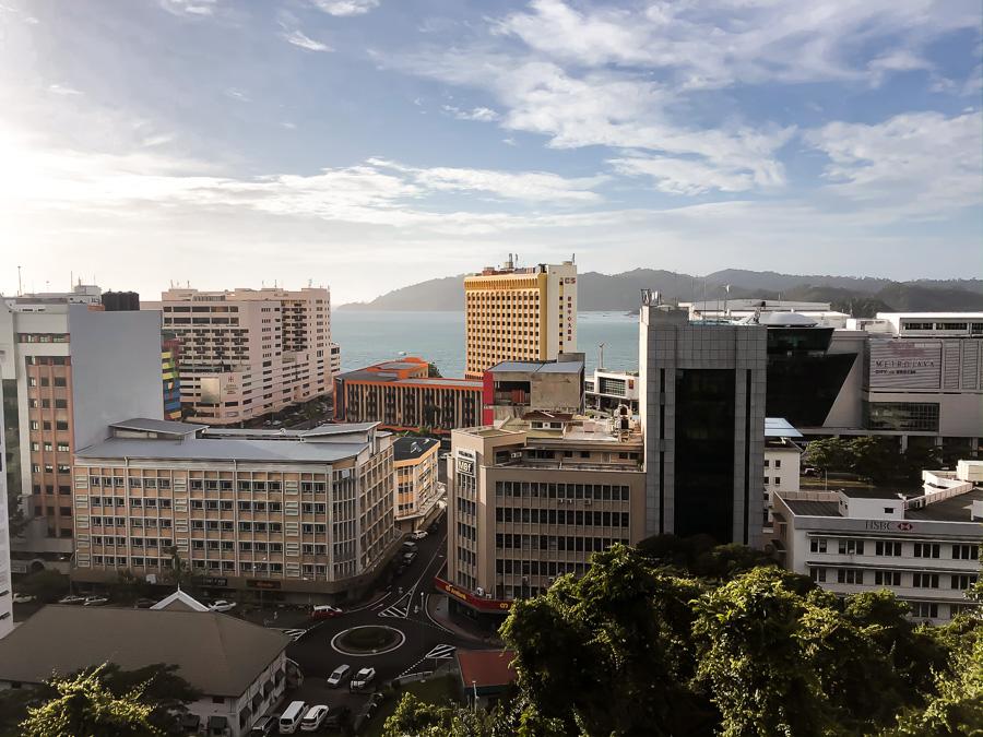 Kota Kinabalu city Sabah Malaysia