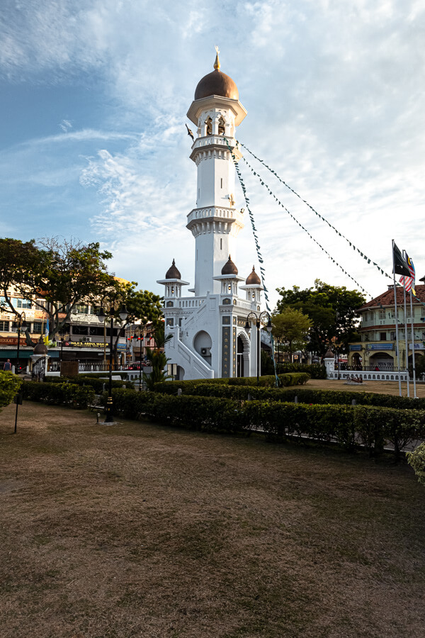 Mosque George Town Malaysia