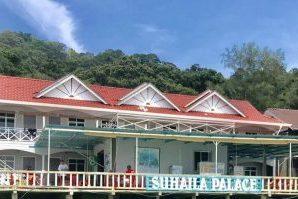 Suhaila Palace Perhentian Islands Malaysia