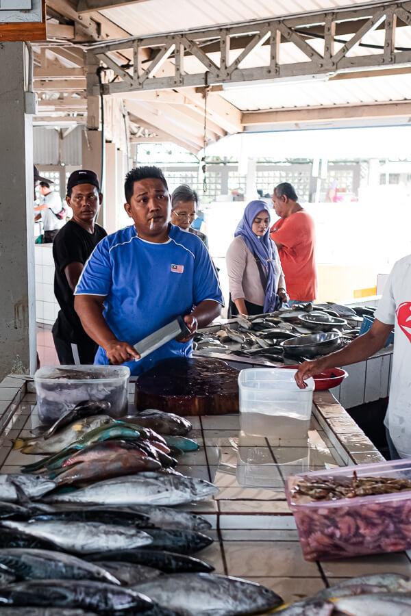 The Kudat Butcher Sabah Malaysia