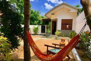 The Villa budget locatie Arugambay Sri Lanka