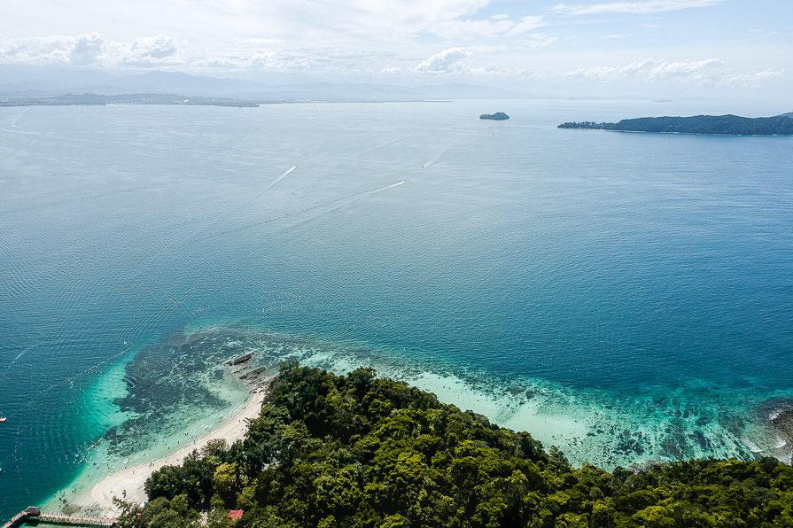 Tunku Abdul Rahman Islands Sabah Malaysia
