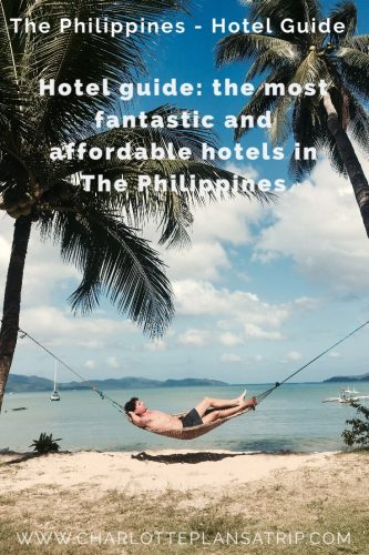 Hotel Guide The Philippines: the most amazing hotels, guesthouses and hostels in the Philippines