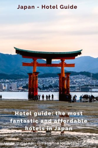 Hotel Guide Japan: the most amazing hotels, ryokans, guesthouses and hostels in Japan