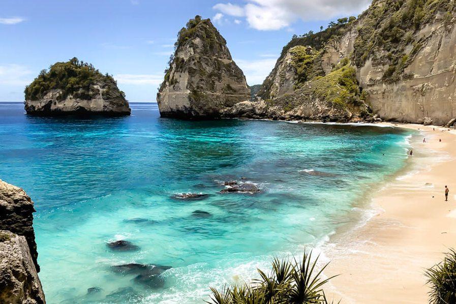 Best beaches of Nusa Penida Diamond Beach Travel Guide Bali