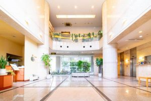 Bright Park Hotel Kochi Japan