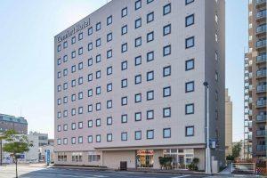 Comfort Hotel Kochi Japan