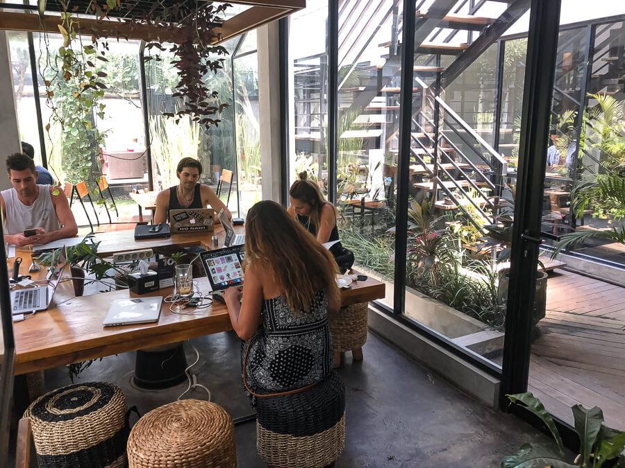 Coworking space Alter Ego Canggu Bali