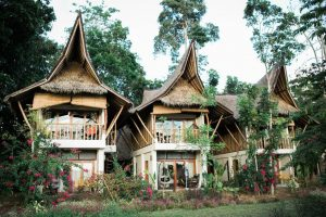 Fox & Firefly cottages, Bohol, Philipines