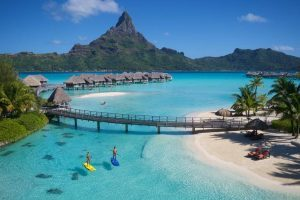 Hotel guide French Polynesia InterContinental Bora Bora