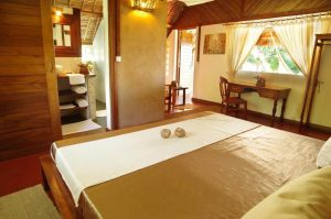 Hotel guide Madagascar Samaria Lodge Ile Sainte Marie