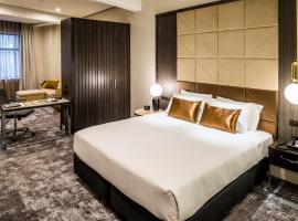 Hotel guide New Zealand Doubletree by Hilton Wellington
