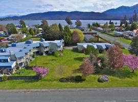 Hotel guide New Zealand Te Anau Explorer Motel apartmens