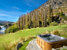 Hotel guide New Zealand The Canyons BB Queenstown