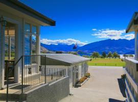 Hotel guide New Zealand Wanaka Wanaka view motel