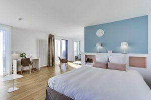 Hotel guide Romandia Hotel des Partients Lausanne