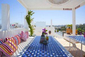 Kasbah Rose Tangier Morocco