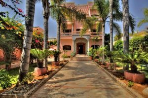 Le Hostel a Casablanca Morocco
