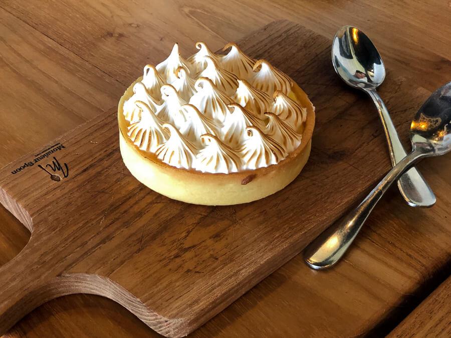 Lemon Cake Monsieur Spoon Canggu Bali