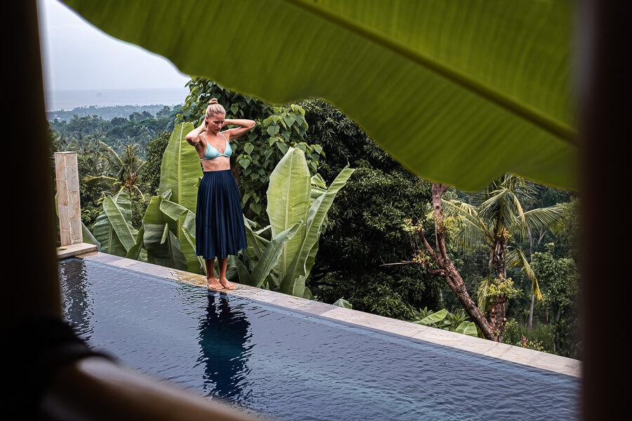 Lovina Hotel with swimming pool Bali Indonesia