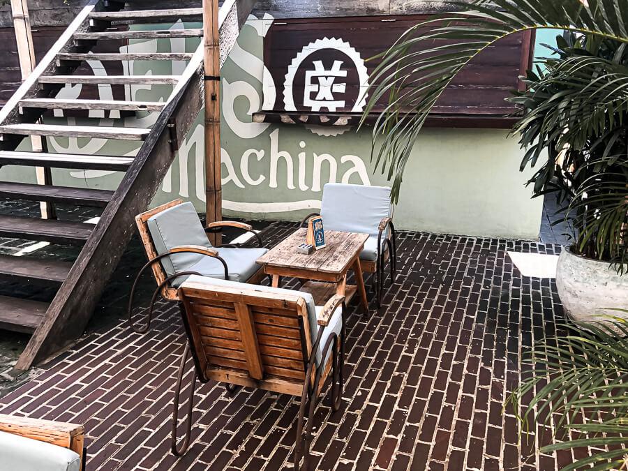 Restaurant Deus Ex Machina Travel Guide Canggu Bali
