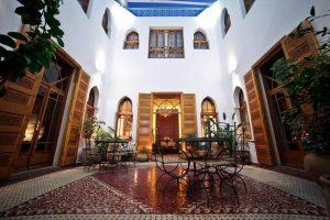 Riad Dar Karima Rabat Morocco