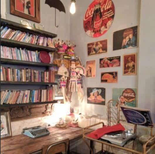 Sunny Cafe Berawa work-proof cafés travel guide Canggu Bali