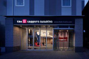 The B Sapporo Japan