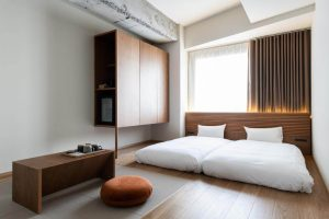 The share Hotels Kiro Hiroshima Japan