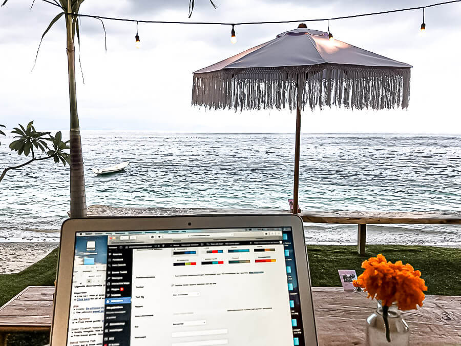 Travel Guide Nusa Penida Best coworking spaces