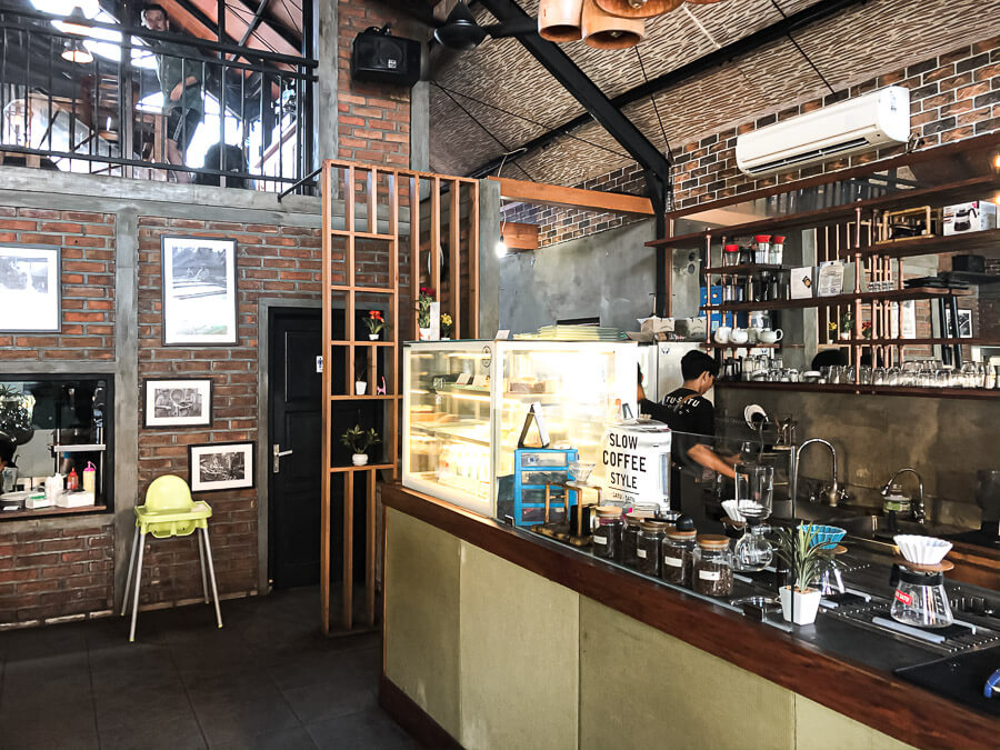 Travel guide Canggu Best place for coffee