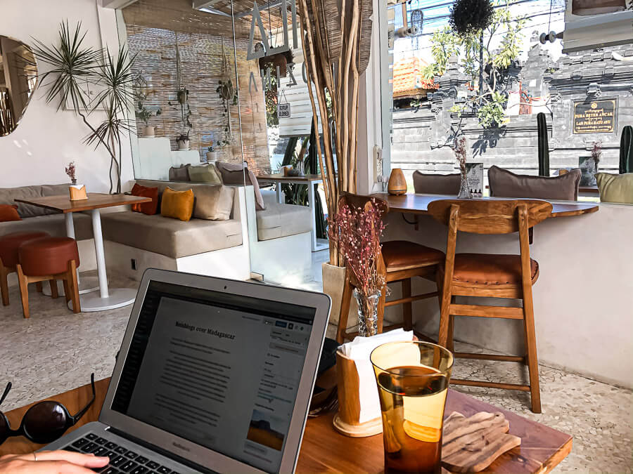 Travel guide Canggu Best place for working