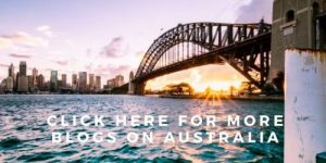 All my blogs on Australia