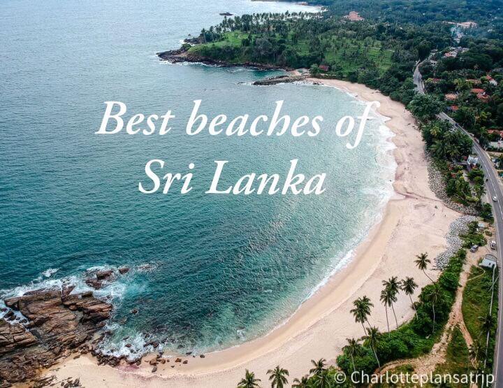 Welke kustplaats kies je in Sri Lanka: 7 keer de beste stranden!