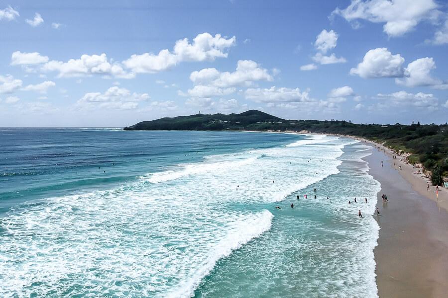 Best beaches of Australia travel blog