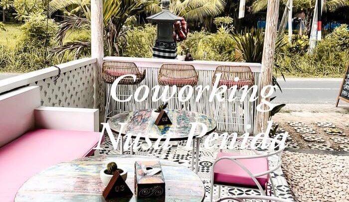 Nusa Penida island: 5 great coworking spaces for digital nomads in Bali