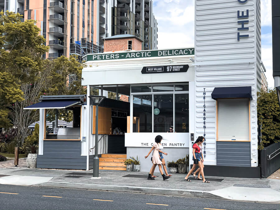 Brisbane Travel Guide Best places to eat The Garden Pantry