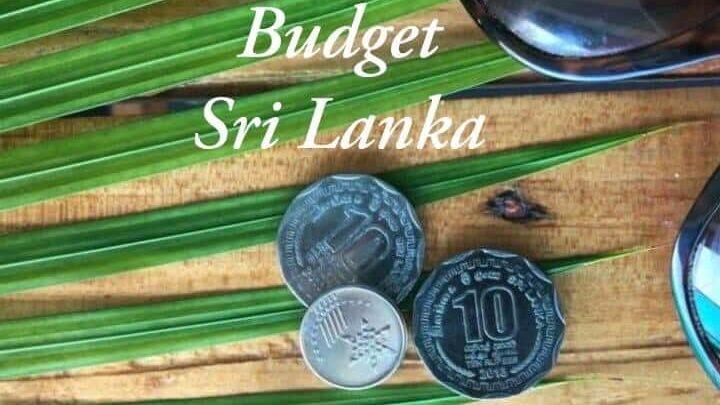Sri Lanka budget en prijzen: Wat kost een reis door Sri Lanka?