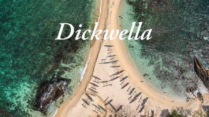 De ultieme reisgids voor Dickwella en Hiriketiya Beach in Sri Lanka