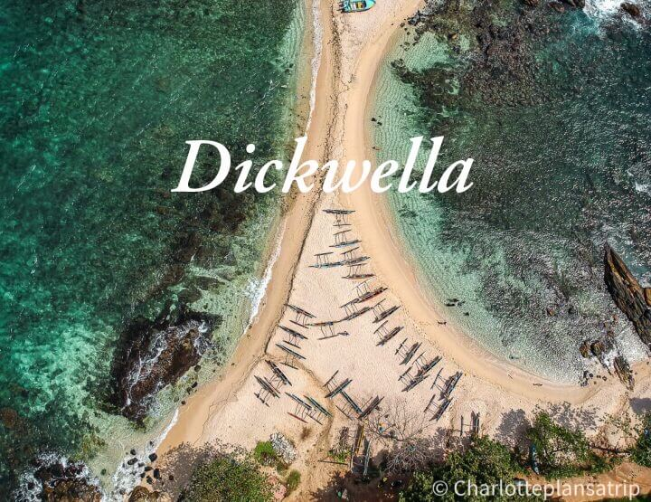 The ultimate travel guide for Dickwella and Hiriketiya Beach in Sri Lanka