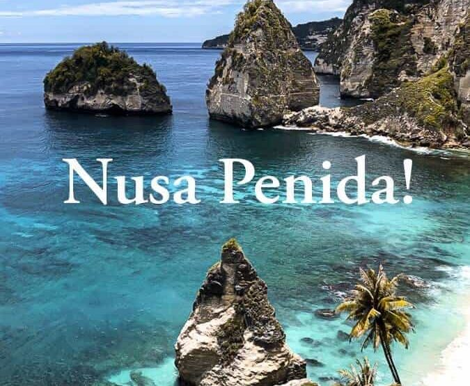A travel guide to Nusa Penida Island: 8 must-do activities for this beautiful island!