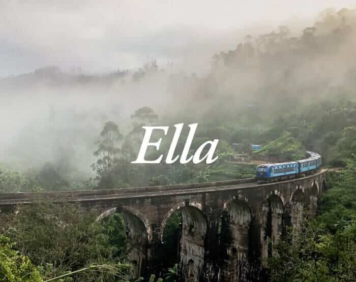 Travel guide Ella in Sri Lanka: seven activities you cannot miss in Ella!