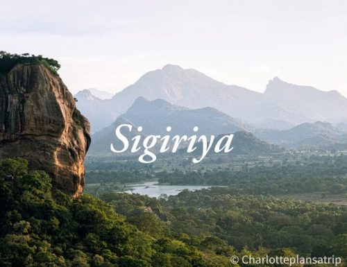 Travel guide Sigiriya: 6 cool things to do in Sigiriya, Sri Lanka