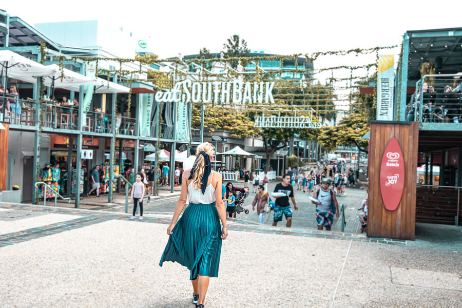 Travel Guide Brisbane Eat South Bank