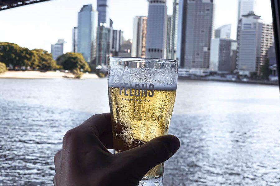 Travel Guide Brisbane beer brewery Felons
