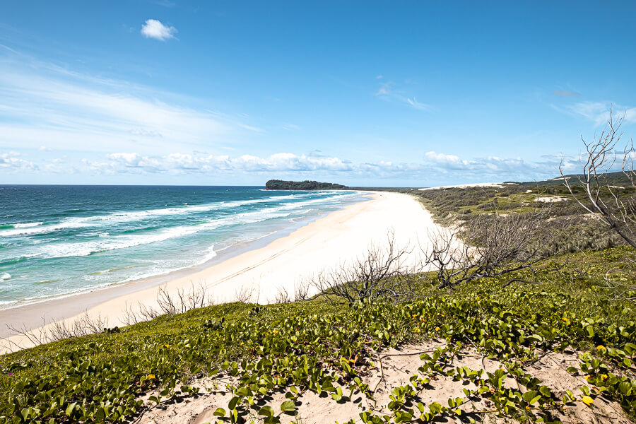 Travel Guide Fraser Island Best things to do Indian Head
