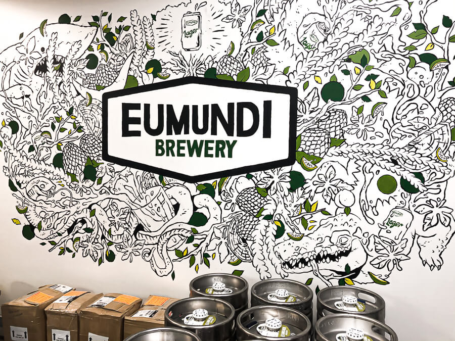 Travel Guide Noosa Eumundi Brewery