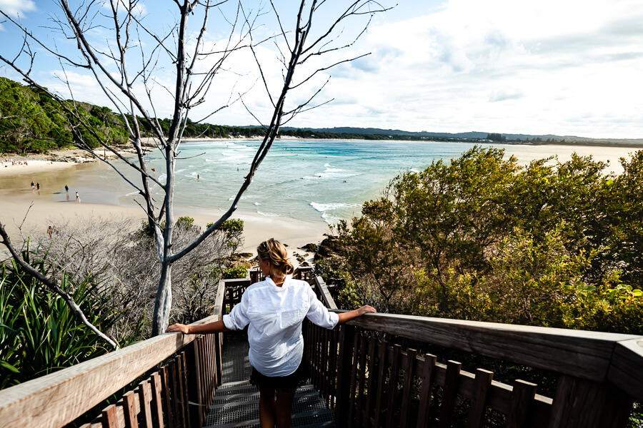 Travel blog Byron Bay Charlotte Plans a Trip