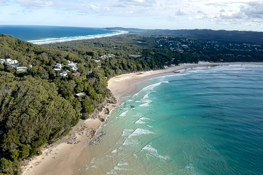 Travel blog Byron Bay Penisula