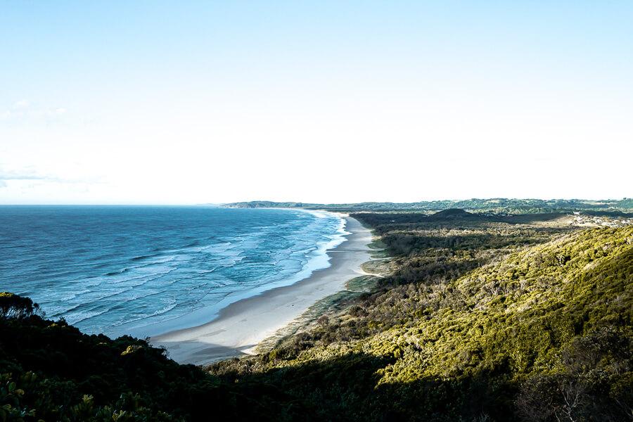 Travel blog best beaches of Byron Bay Australia